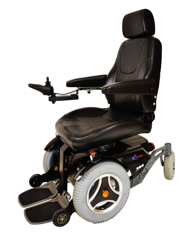 wózek elektryczny inwalidzki Permobil C300