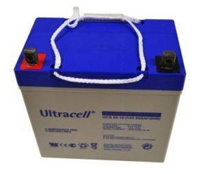 Akumulator Ultracell 12V55Ah UCG