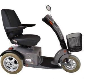 skuter elektryczny inwalidzki logic