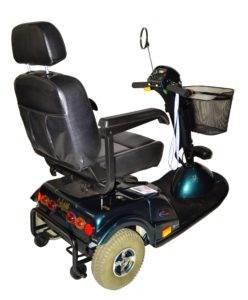 skuter inwalidzki elektryczny calypso tył używany