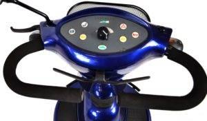skuter inwalidzki elektryczny exel excite pulpit