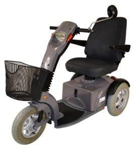 skuter inwalidzki elektryczny logic używany