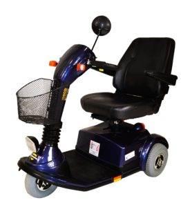 skuter inwalidzki elektryczny pride lunetta