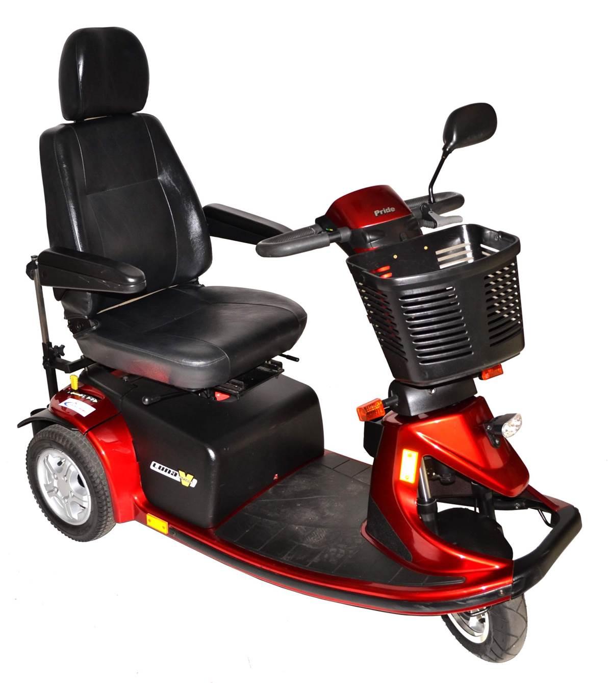 skuter inwalidzki elektryczny pride victory v sport