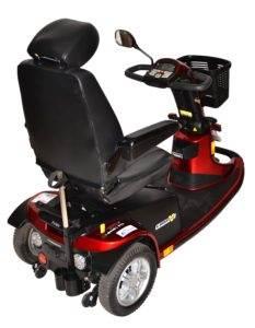 skuter inwalidzki elektryczny pride victory v sport tył