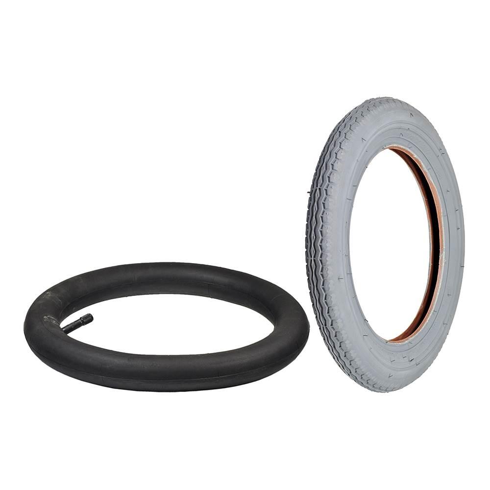 125x225 mobility tire tube set street tread 3