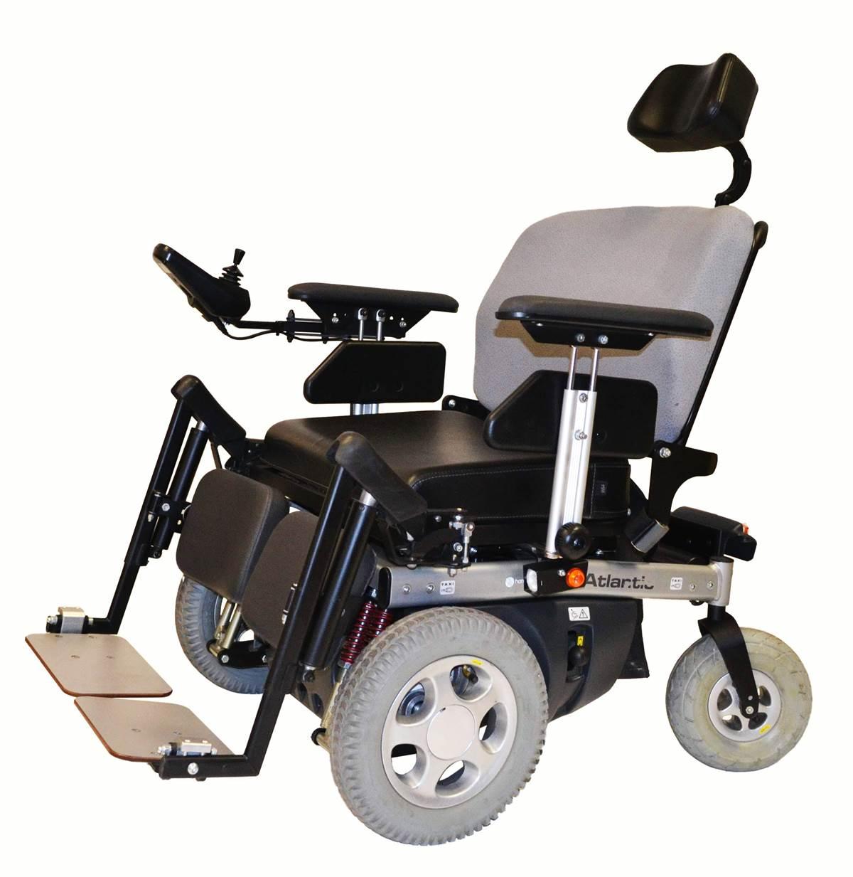 ATLANTIC wózek elektryczny inwalidzki