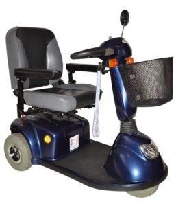 skuter inwalidzki elektryczny ctm hs 636 używany