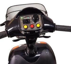 skuter inwalidzki elektryczny dla seniora strider pulpit