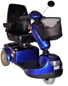 skuter inwalidzki elektryczny exel naigator dla seniora
