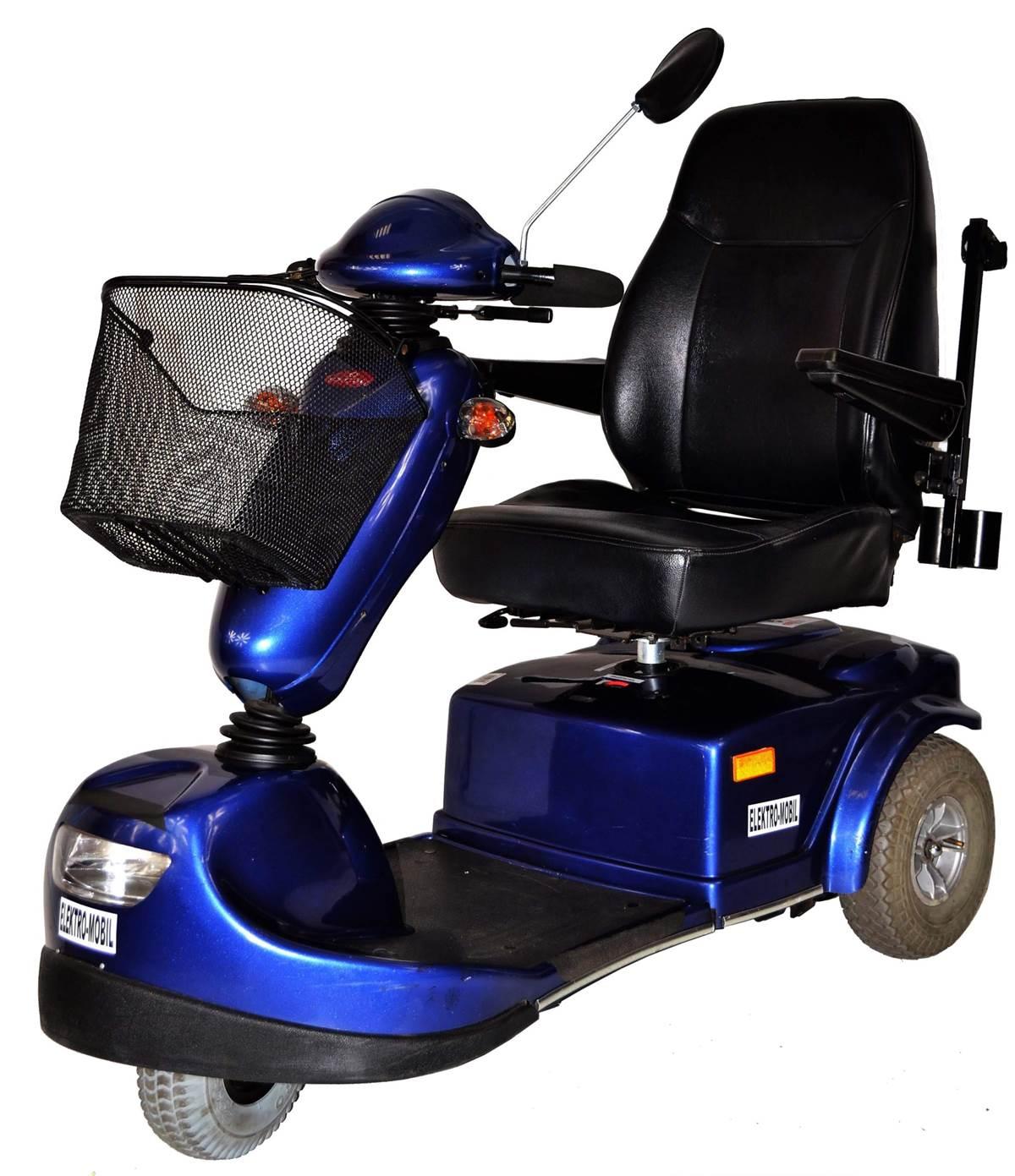 skuter inwalidzki elektryczny exel navigator