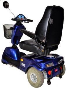 skuter inwalidzki elektryczny exel navigator tył