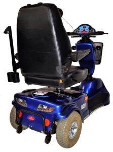 skuter inwalidzki elektryczny exel navigator używany