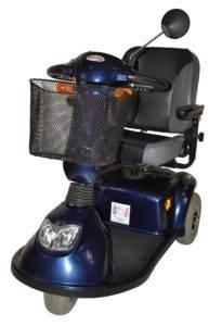 skuter inwalidzki elektryczny hs 636 dla seniora