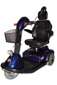 skuter inwalidzki elektryczny pride luna dla seniora