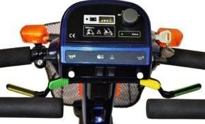 skuter inwalidzki elektryczny pride luna pulpit