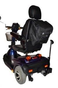 skuter inwalidzki elektryczny pride luna używany