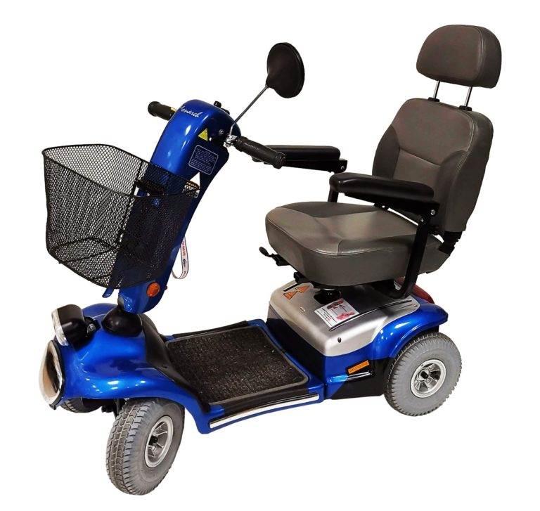 skuter inwalidzki elektryczny shoprider monarch