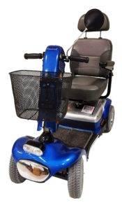 skuter inwalidzki elektryczny wózek shoprider monarch dla seniora