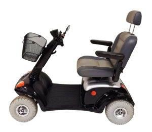 skuter inwalidzki elektryczny wózek używany strider
