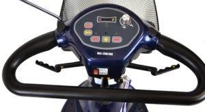skuter inwalidzki elektryczny ctm pulpit