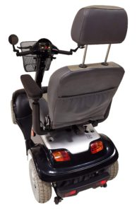 skuter wózek inwalidzki elektryczny używany strider