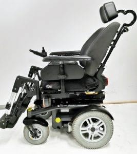 wózek inwalidzki elektryczny luca