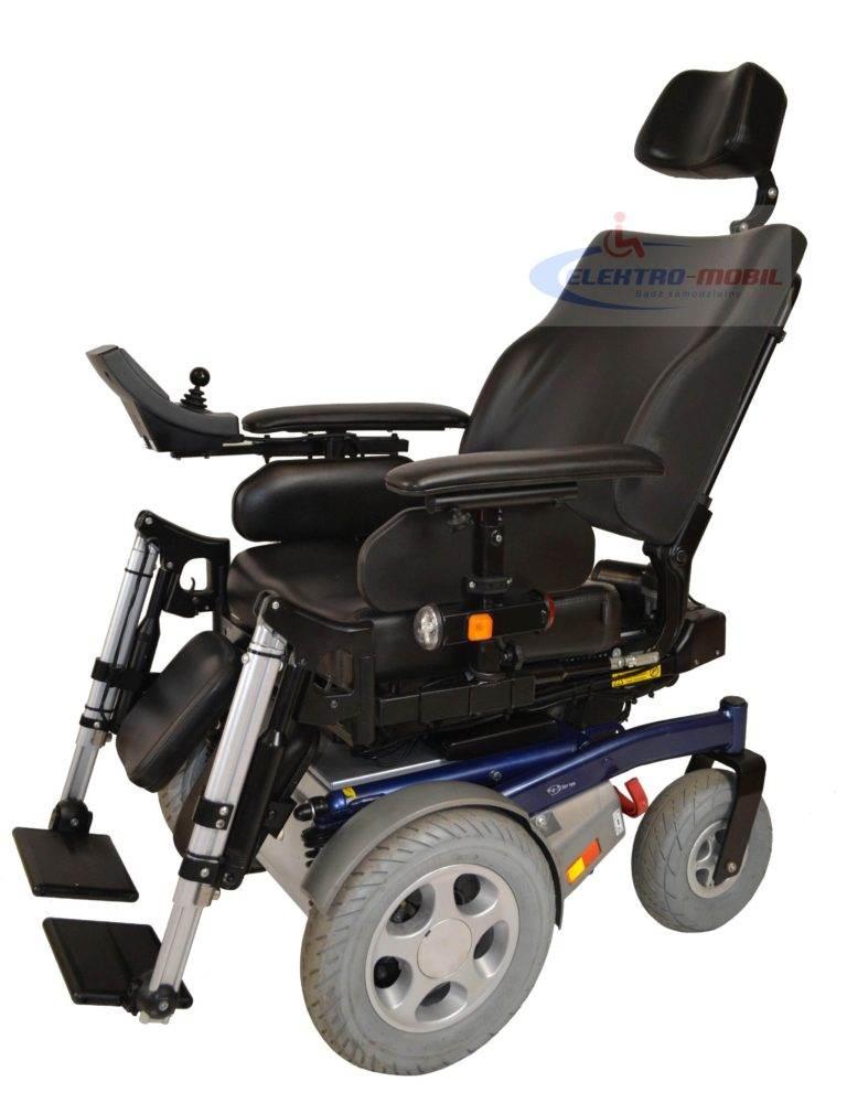 wózek elektryczny inwalidzk Pumai
