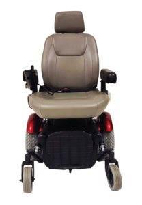 QUICKY SALSA M wózek elektryczny inwalidzki