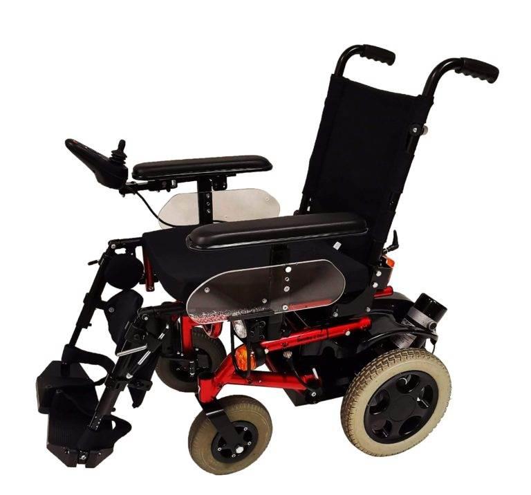 QUICKY wózek elektryczny inwalidzki