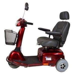 skuter inwalidzki elektryczny auriga invacare używany