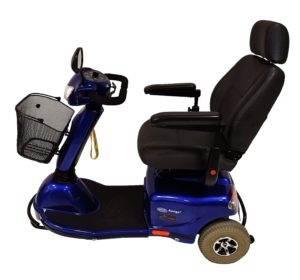 skuter inwalidzki elektryczny invacare auriga dla seniora