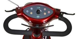skuter inwalidzki elektryczny invacare auriga pulpit