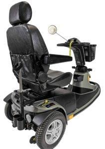 skuter inwalidzki elektryczny luna victory szara