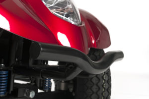 ceres special edition red bumper detail