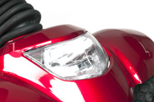 ceres special edition red front light detail