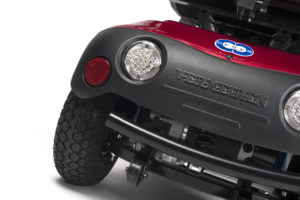 ceres special edition red rear view
