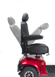 ceres special edition red seat 123