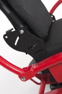 navix backrest adjustment manually