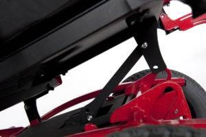 navix seatheight adjustment