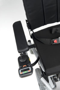 navix with lift c30 armrest width