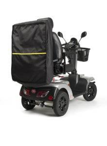 scooterpack folded carpo se rearview