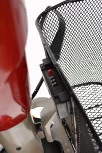 skuter inwalidzki elektryczny trophy booster 6 koszyk