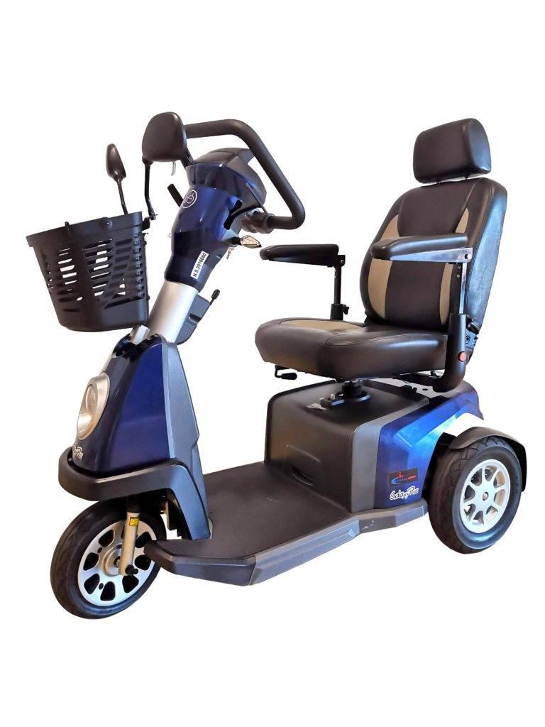 skuter inwalidzki elektryczny exel galaxy plus używany