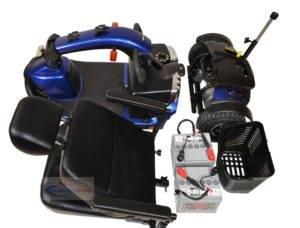 skuter inwalidzki elektryczny pride lunetta sport czesci
