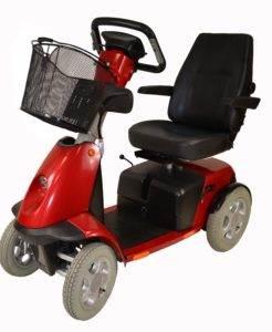 skuter inwalidzki elektryczny trophy booster 6 4 koła