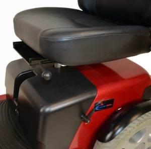 skuter inwalidzki elektryczny trophy booster 6 fotel używany dla seniora
