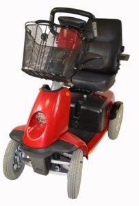 skuter inwalidzki elektryczny trophy booster 6 używany