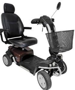 skuter inwalidzki elektryczny dla seniora travelux