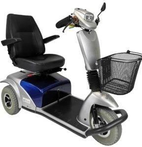 skuter inwalidzki elektryczny dla seniora trophy winner